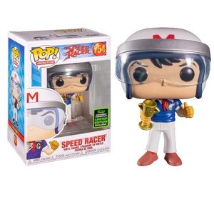 Funko POP! Speed Racer 754 Limited Convention ed.